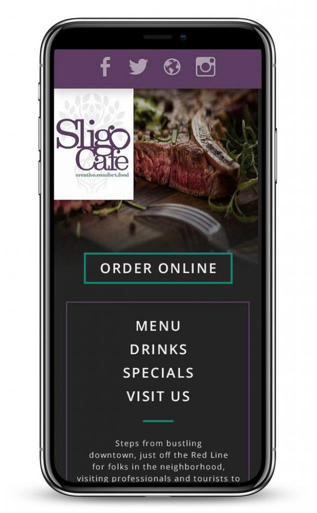 Neighborhood Restaurant Site